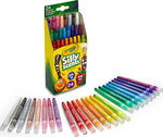 Silly Scents Mini Twistables Scented Crayons-24 ct.