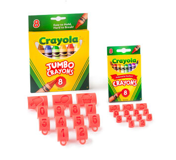 Crayon Carver Number Expansion Pack