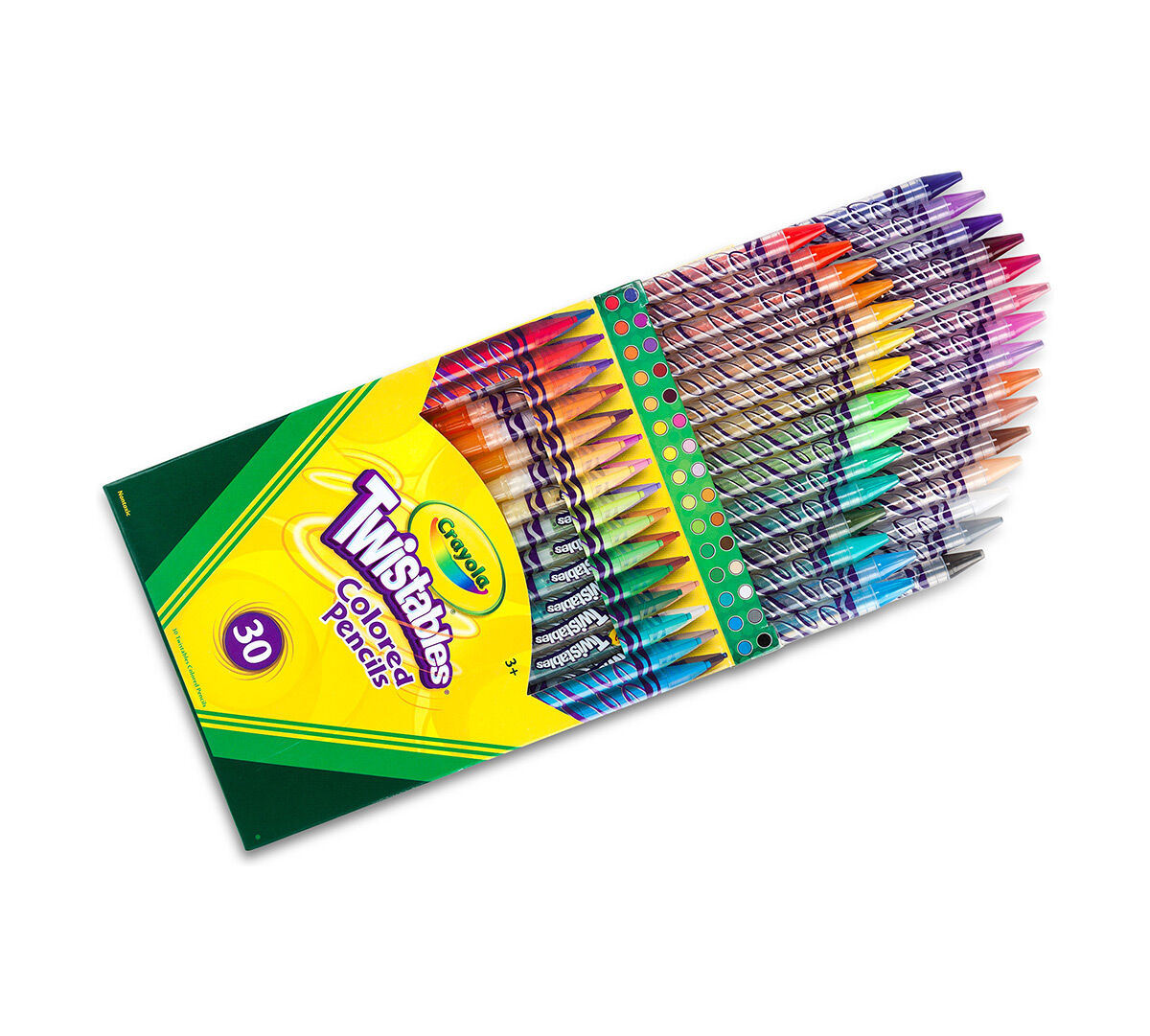 Includes 12 boxes of crayons, each containing 16 crayons in classic Crayola colours, total crayons; Crayola's brand of crayons delivers easier colouring and truer colours; crayons are double wrapped to prevent breakage.