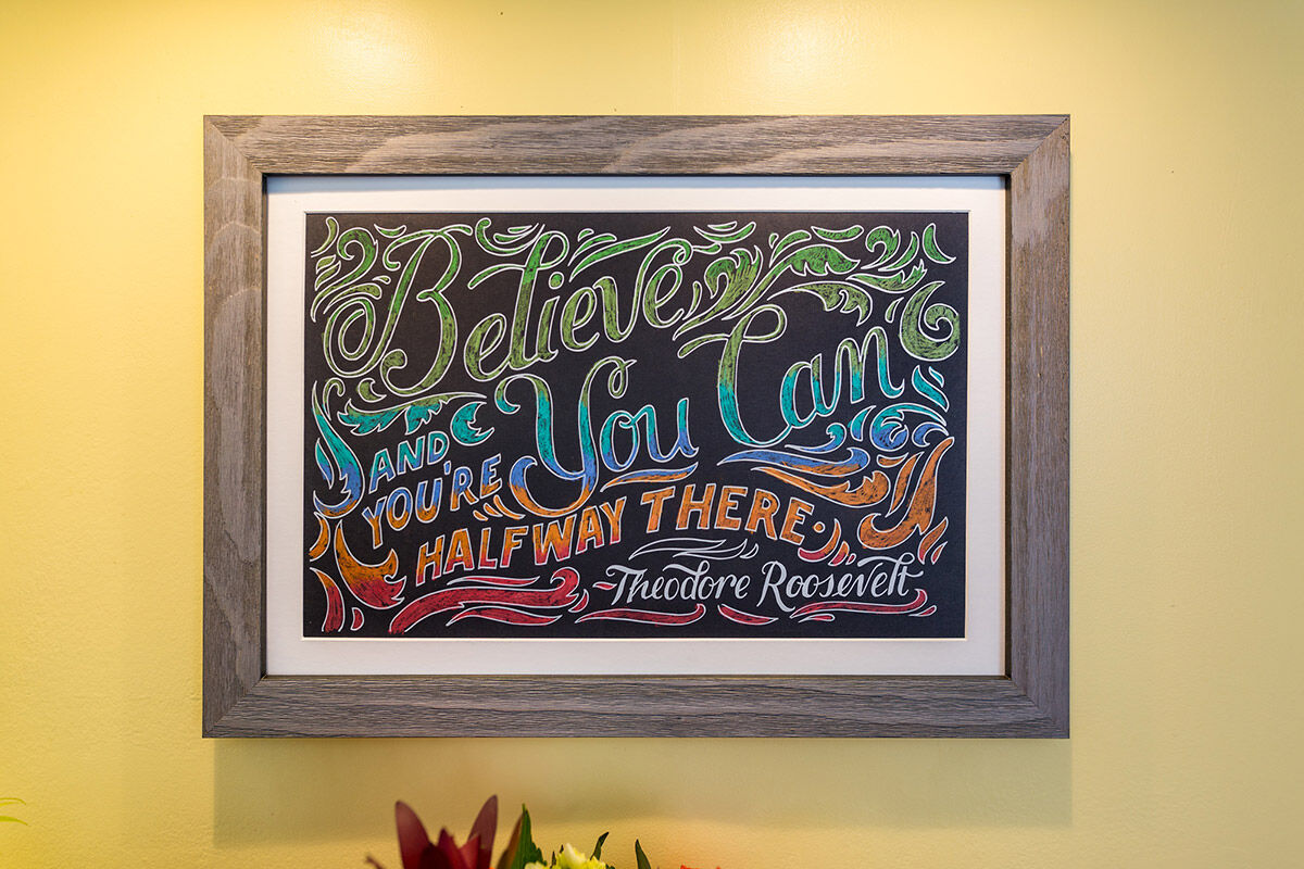 The Color Escapes Adult Coloring Kit Chalkboard Effects