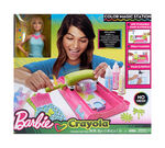 Barbie Crayola Color Magic Station Doll and Playset