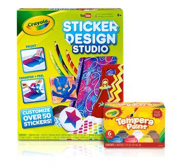 Marker Design Studio Crayola