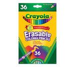 36ct Erasable Colored Pencils
