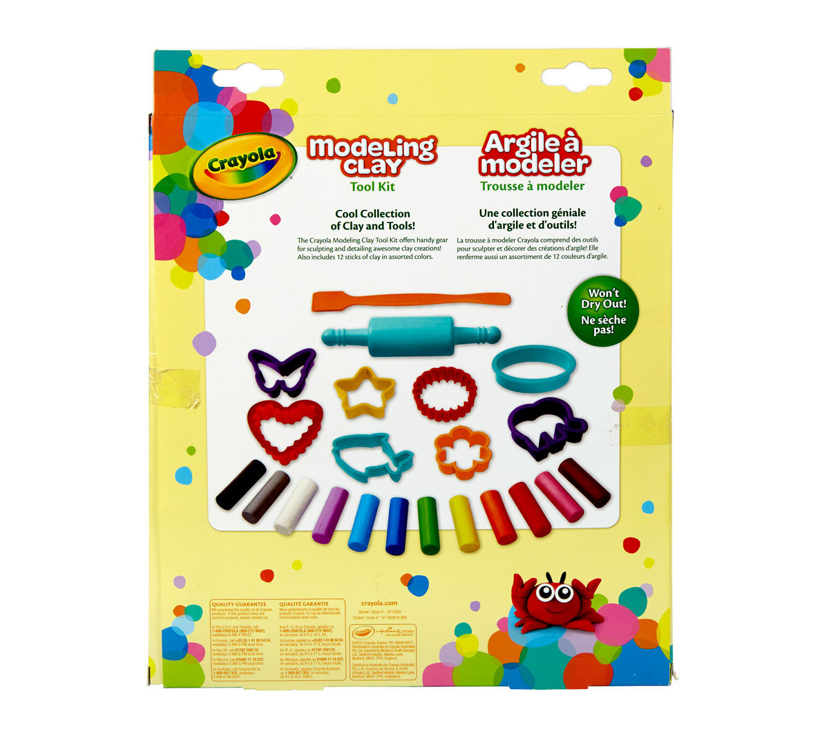 How to make clay toys use various shaping tools to - Modeling Clay Tool Kit