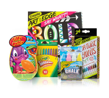 Tween Art Gifts for 7-9 Year Olds