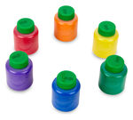 Silly Scents Washable Kids Paint 6 count package and product