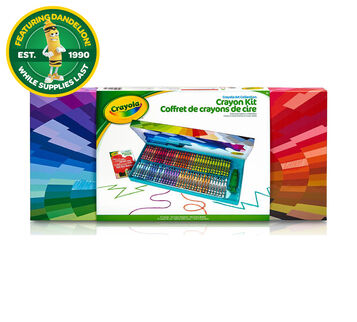 72 ct Crayon Kit