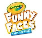 Color Alive Funny Faces Crazy Costumes front cover