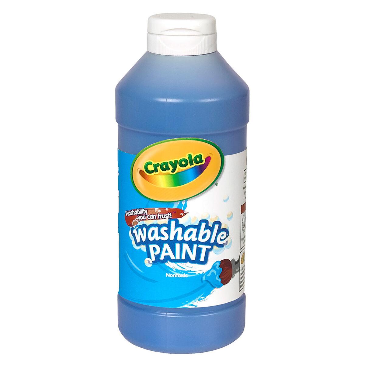 Washable Paint 16-oz.-Choose Your Color