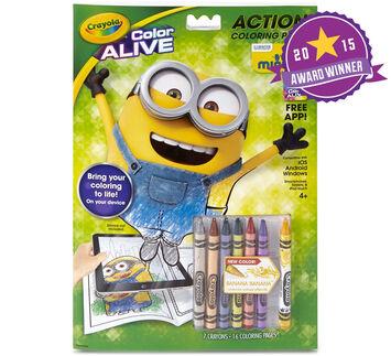 Color Alive - Minions
