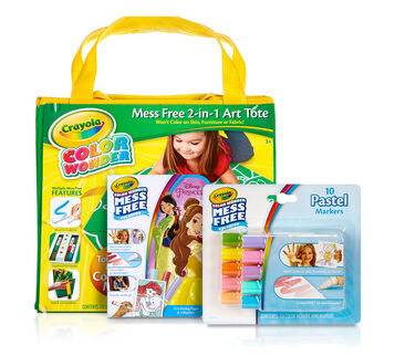 Color Wonder Travel Kit, Disney Princess