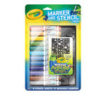 Marker and Stencil Pack, Boy