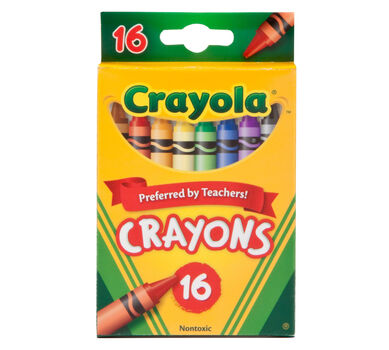 Crayola Crayons 16 ct.