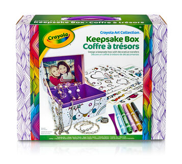 Keepsake Box Art Collection Front
