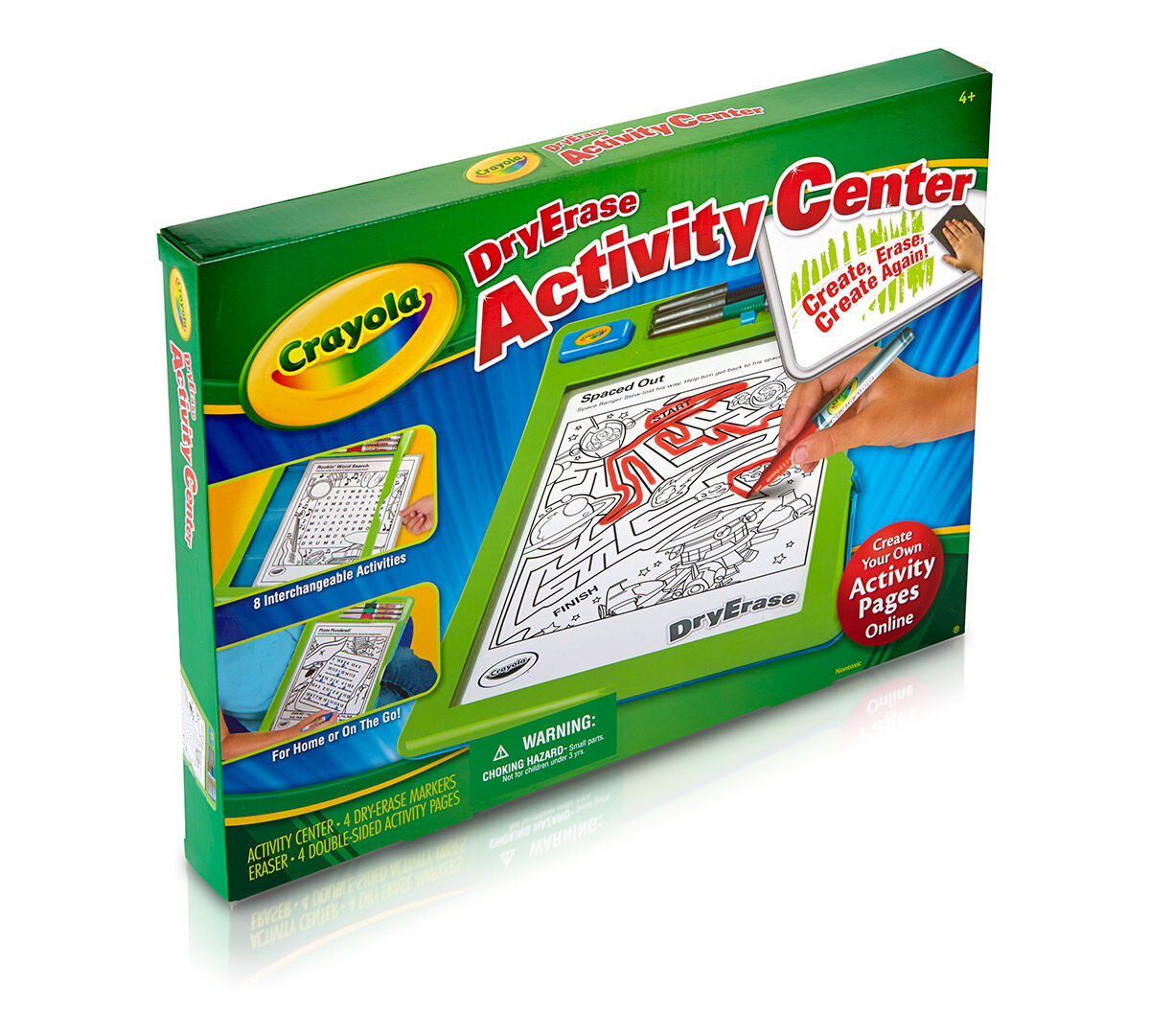 Dry Erase Activity Center - Crayola
