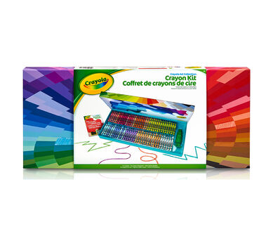 72 ct Crayon Kit