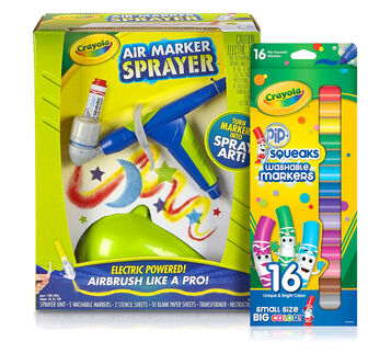 Air Marker Sprayer Bundle