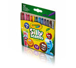 Silly Scents Mini Twistables Scented Crayons-12 ct.