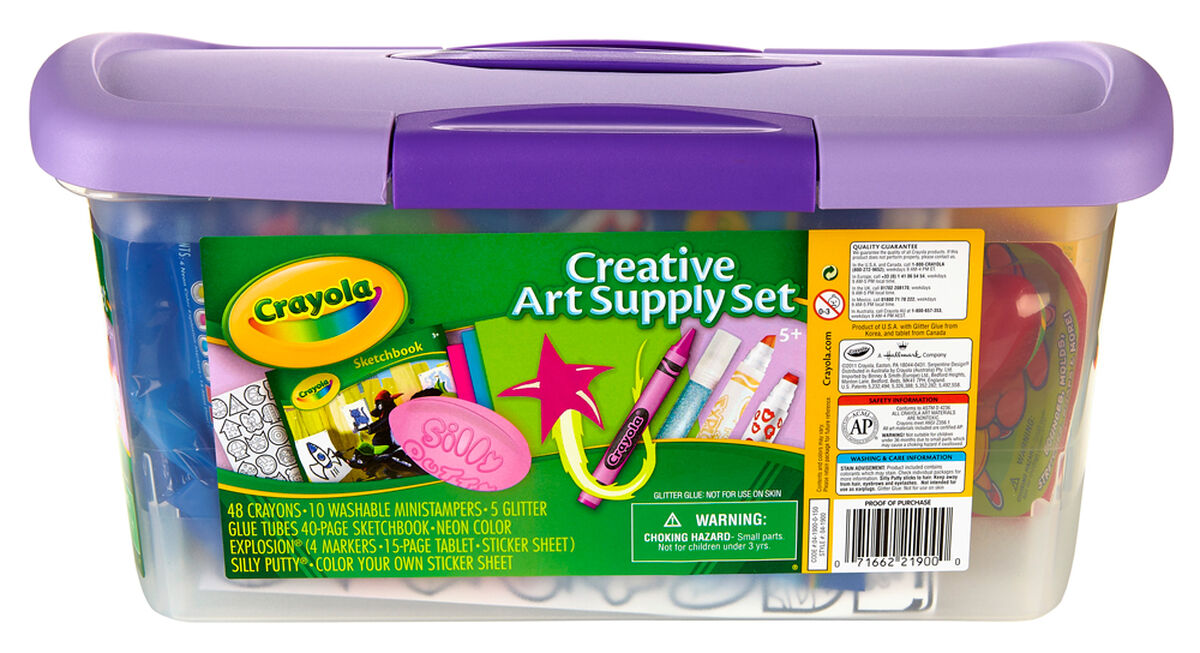 Crayola Color Explosion Glow Board Kids Light Up Drawing Tablet