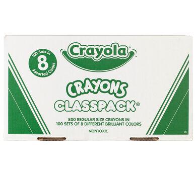 Coloring Book And Crayons In Bulk : Classpacks & bulk