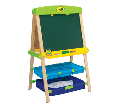 Draw N Store Wood Easel Crayola