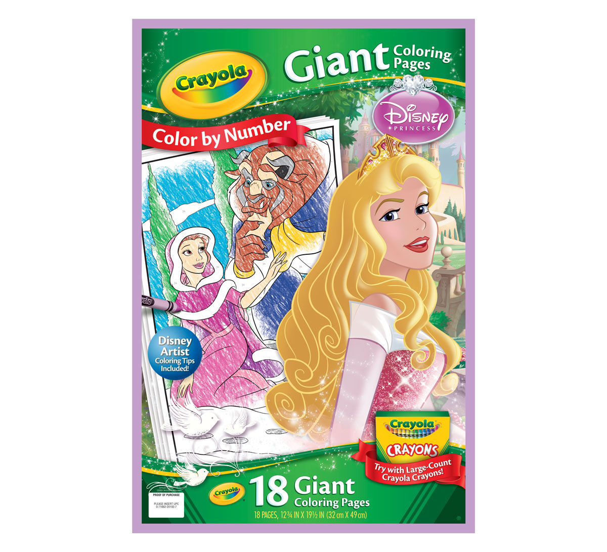 Giant Coloring Pages Disney Princess Crayola Crayola Coloring Pages