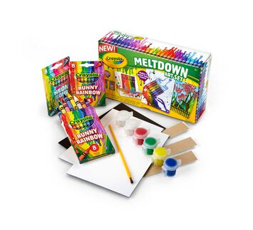 Meltdown Art Set