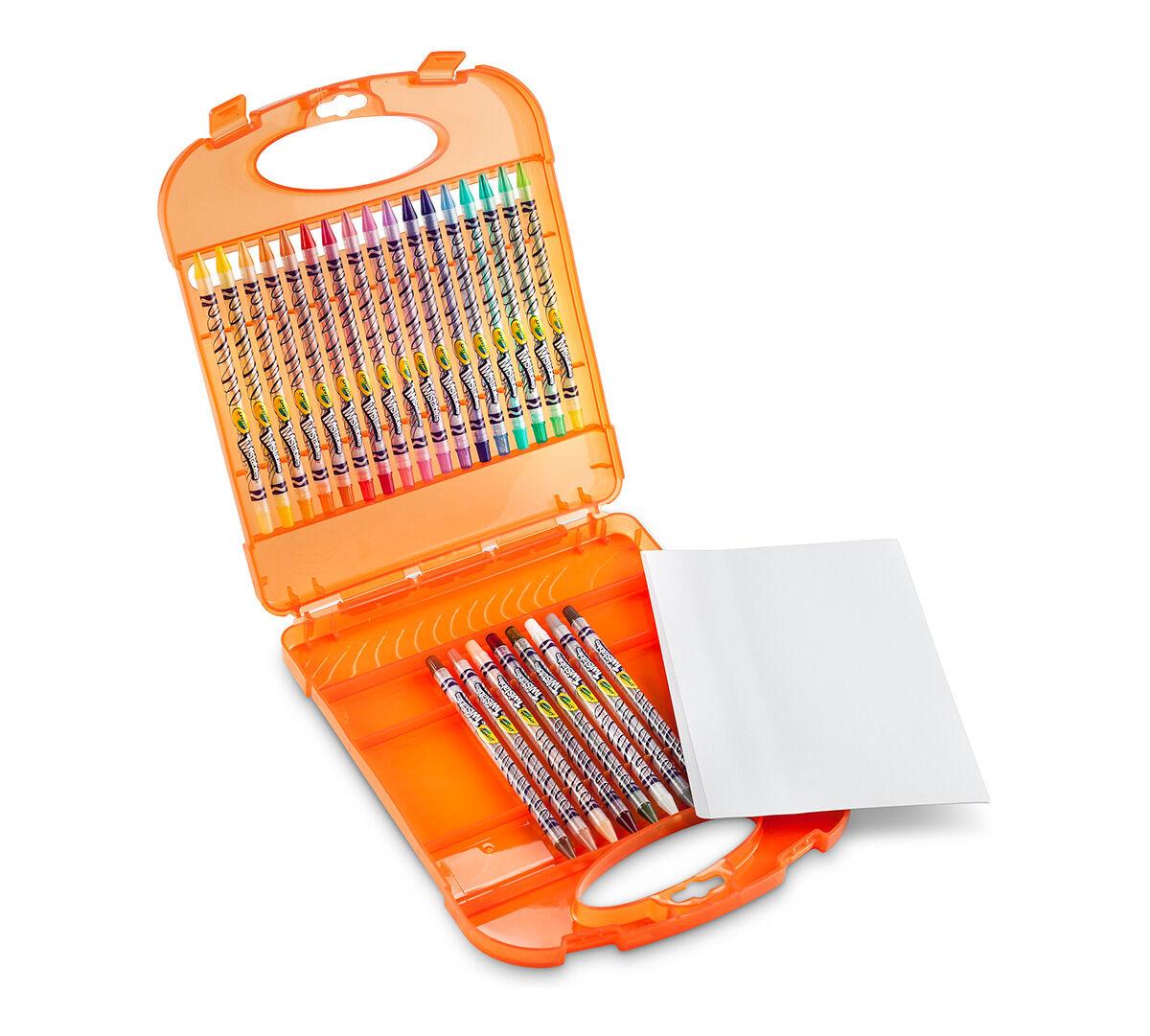twistables colored pencil paper set - Crayola Colored Pencils Twistables