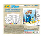 Watercolor Set, Finding Dory