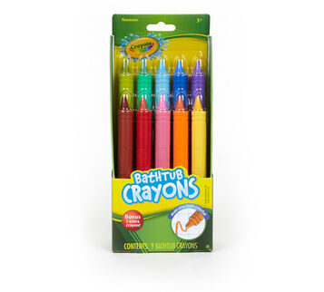 Bathtub Crayons Assorted colors
