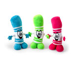 "Crayola 10"" Pip-Squeak Plush Toy-Choose Your Color"
