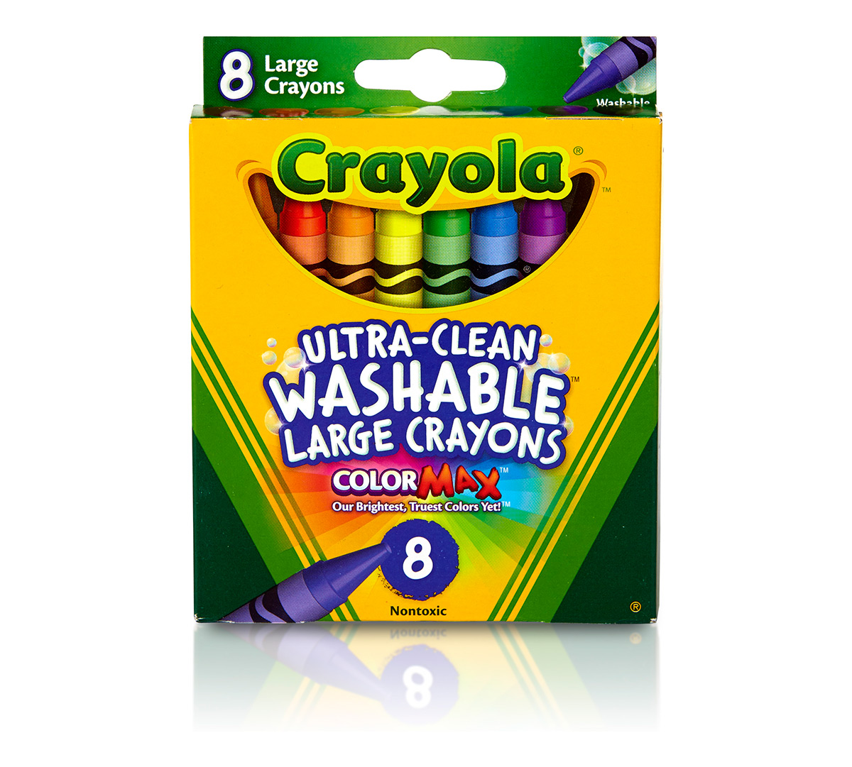 Disney coloring pages crayola - Kid S First Large Washable Crayons 8