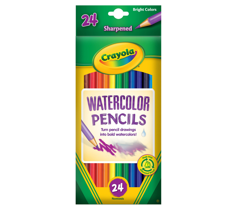 Watercolor Pencils 24 ct.