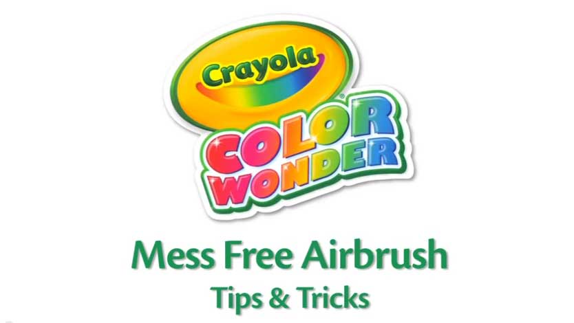 Color Wonder Airbrush