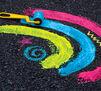 Washable Sidewalk Neon Paint Tray