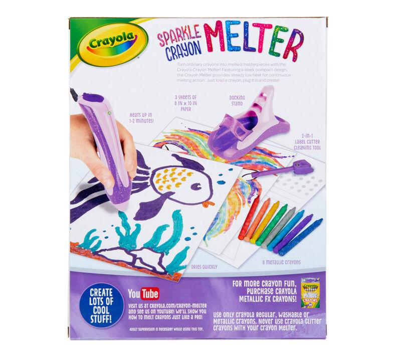 Sparkle Crayon Melter
