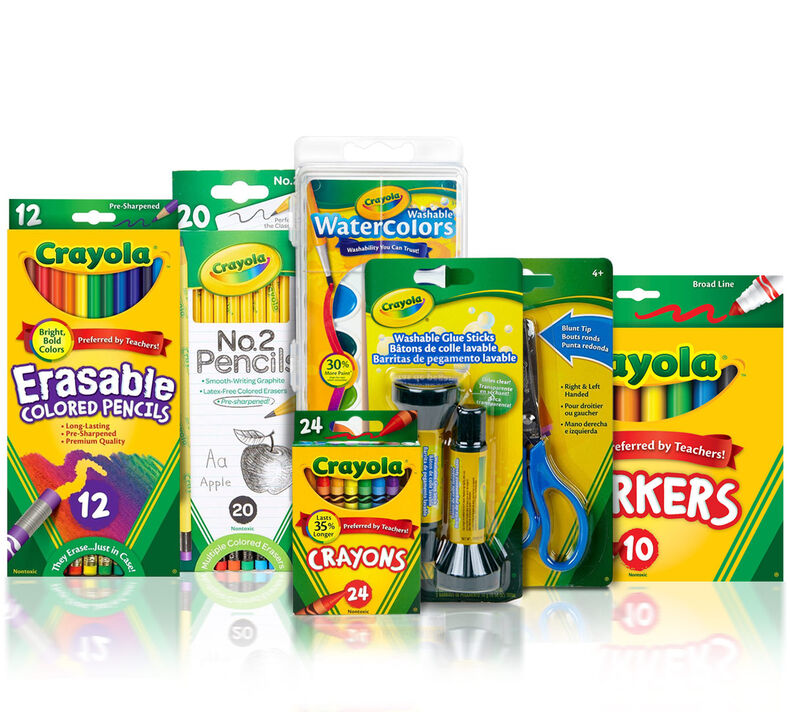 Elementary School Supplies - You Pick