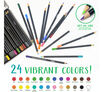 Signature Series Blend and Shade Colored Pencils Color Assortment