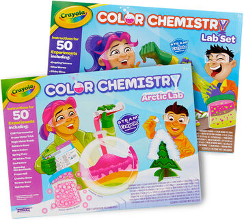 2-in-1 Color Chemistry Gift Set