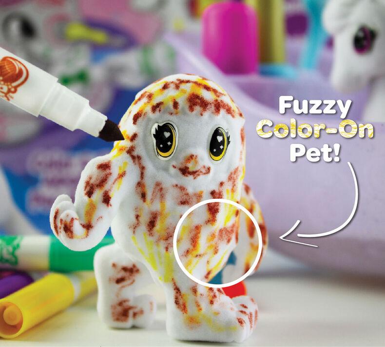 Scribble Scrubbie Peculiar Pets Playset
