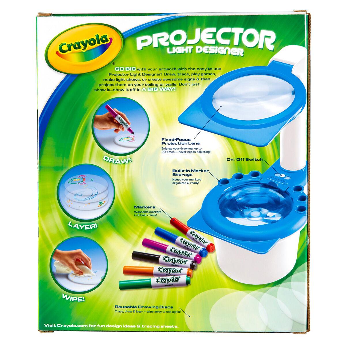 Crayola Projector Light Designer Light Projector Crayola