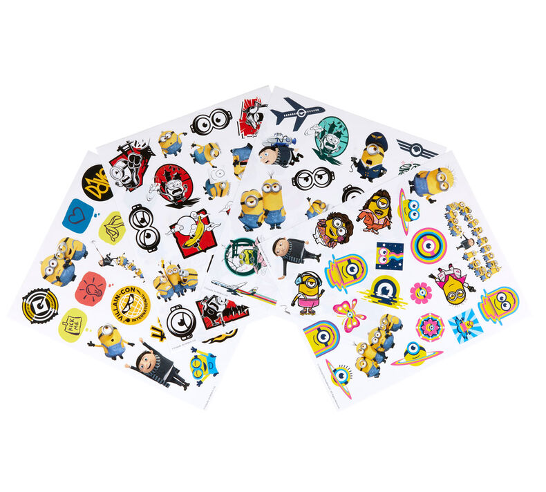 Minions 2 Color & Sticker Set