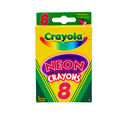 Neon Crayons, 8 Count