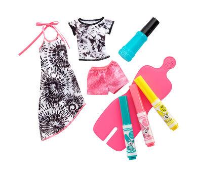Barbie ® Crayola ® Tie-Dye Fashions