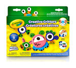 Crayola Model Magic Creative Critters Monsters