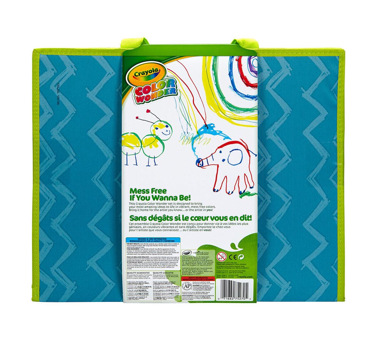 Color Wonder Art Mat Crayola