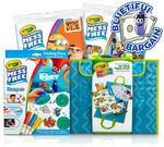Color Wonder Characters Mess Free Value Set Front View