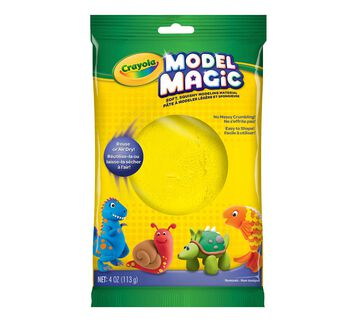 Model Magic 4 oz Pack, Assorted Colors