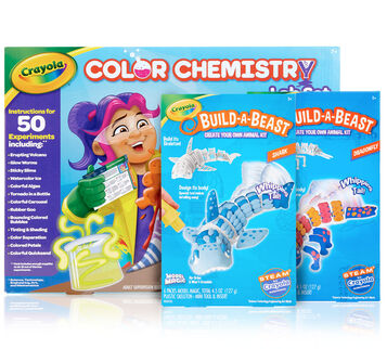 Color Chemistry & Build A Beast Gift Sets