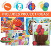 creatED Create-to-Learn Math Learning Games Kit, Grades 3-5 Project Ideas Included
